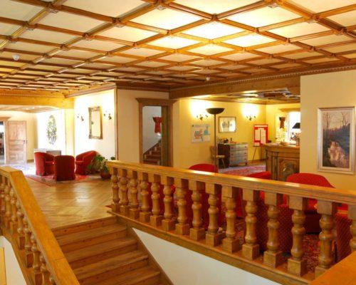 Ingresso Gaarten Hotel