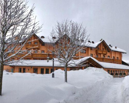 Esterno Gaarten Hotel