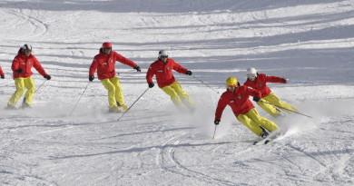 Vacanza sci estivo nel Ghiacciaio di Hintertux