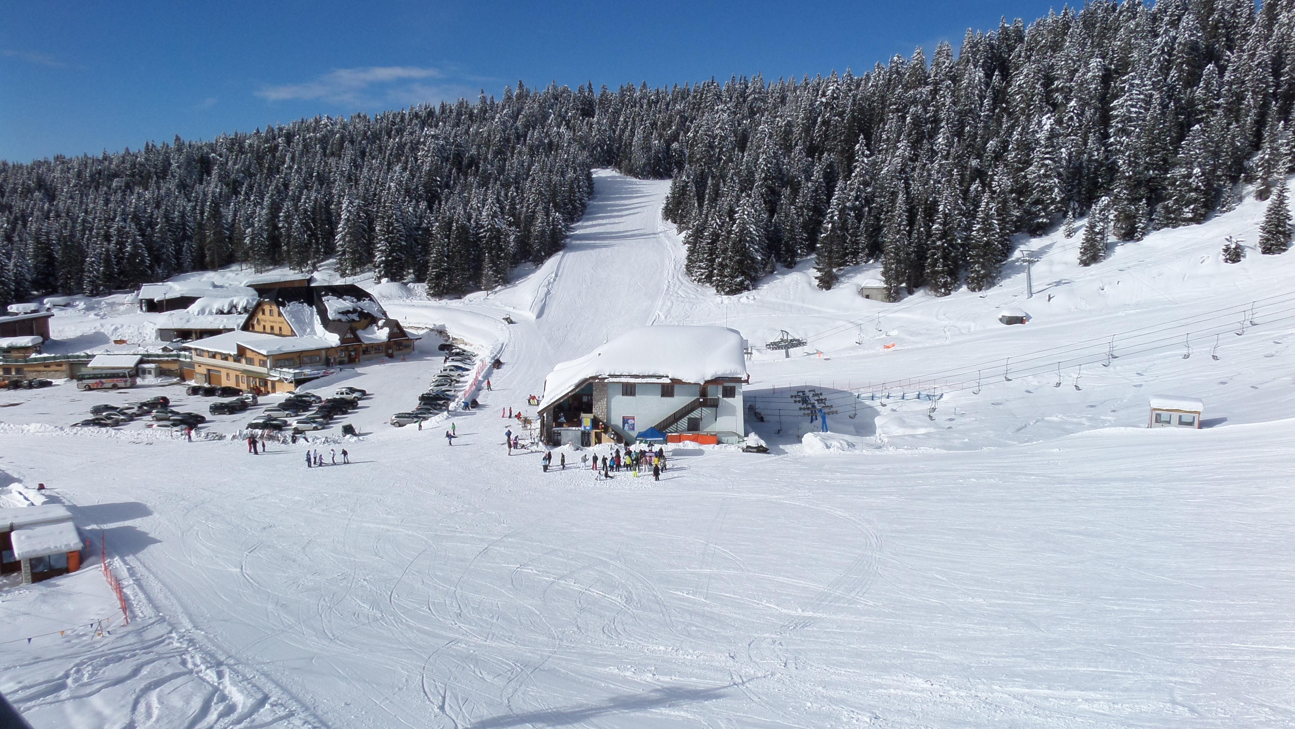 I fantastici week end sulla neve di asiagoneve hotel for Albergo paradiso asiago