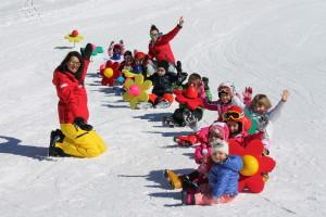 bambini sulla neve asiagoneve