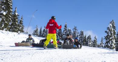 Offerta Lezioni di Snowboard a Natale 2019