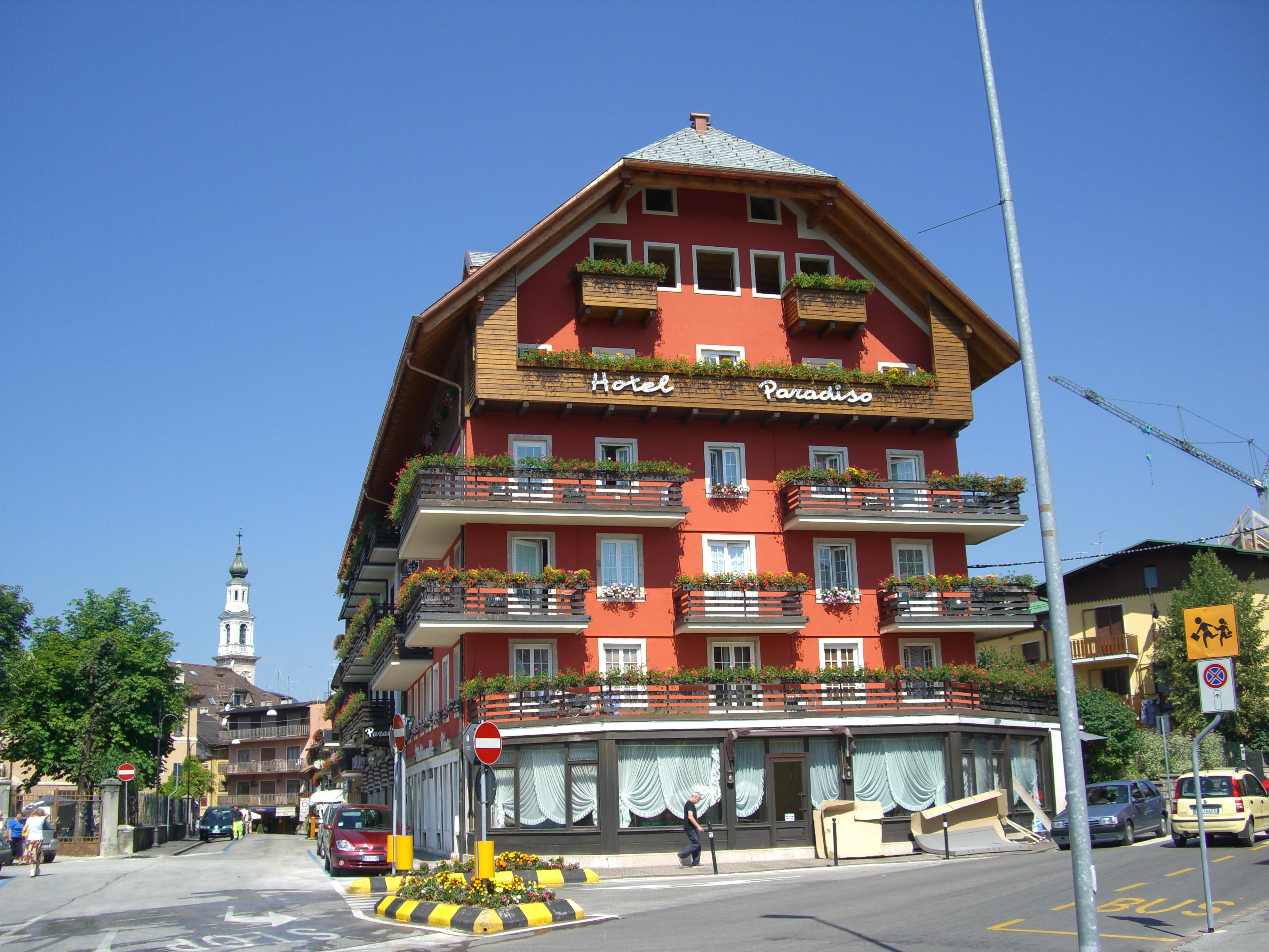 Settimana bianca hotel paradiso asiago for Albergo paradiso asiago