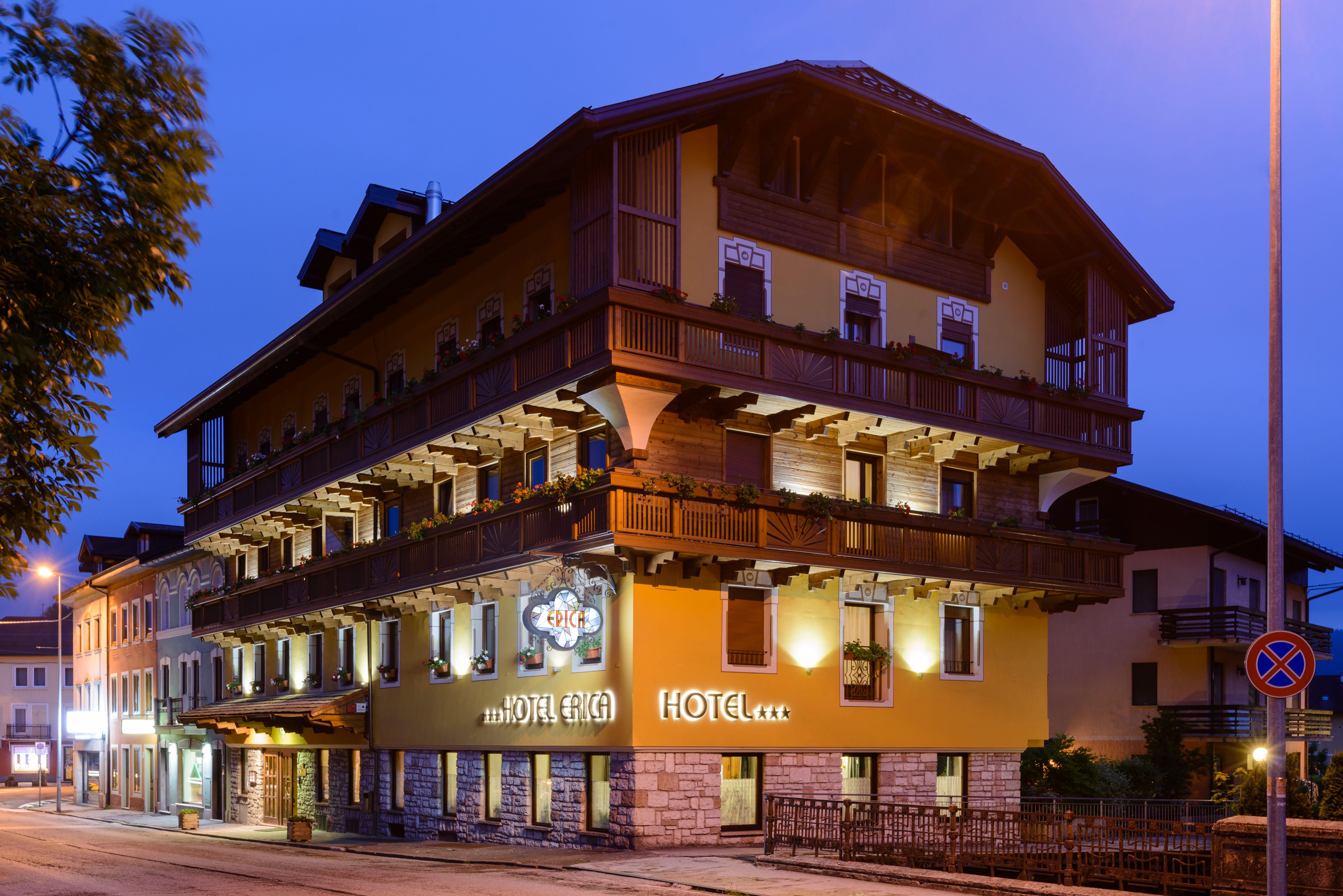 Hotel e alberghi ad asiago per la tua settimana bianca for Albergo paradiso asiago