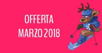 Settimana Bianca Marzo 2018 da € 315