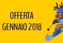 Settimana Bianca Gennaio 2018 da € 370
