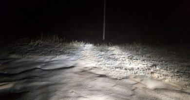 Prima neve sulle Prealpi Venete Ottobre 2017