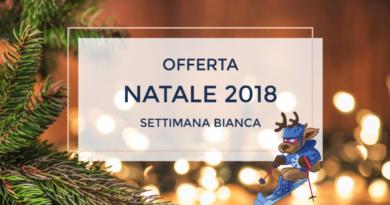 Settimana Bianca Natale 2018 da € 435