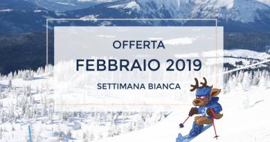 Settimana Bianca Febbraio 2019 da € 435