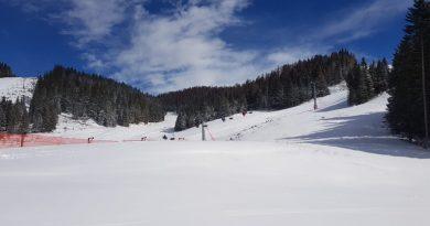 Ultime sciate della stagione con l'arrivo della Neve
