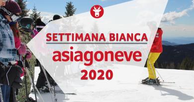 Settimana Bianca Asiago 2020