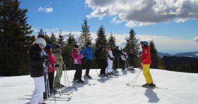 Regole per sciare in sicurezza