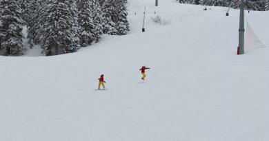 Lo snowboard con Asiagoneve