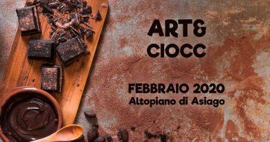 Art&Ciocc Tour dei Cioccolatieri ad Asiago Febbraio 2020