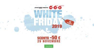 OFFERTA White Friday Asiagoneve 2019