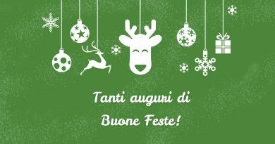 Auguri di Buon Natale e Buone Feste da Asiagoneve