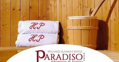 Hotel Paradiso ad Asiago riceve la qualifica di 3 stelle superior
