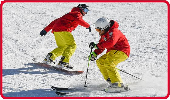 scuola sci e snowboard Asiagoneve