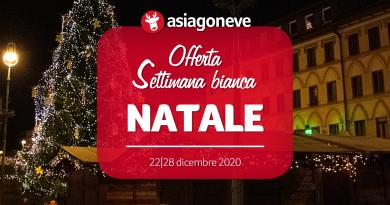 Settimana Bianca Natale 2020